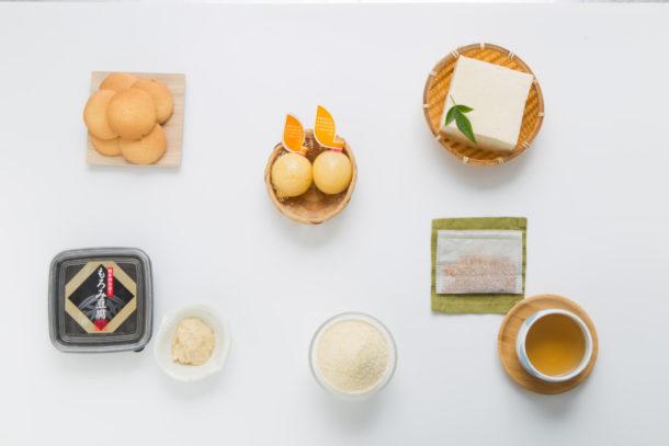 おからパウダー おからクッキー もろみ豆腐 豆腐