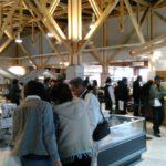 山口県長門市に道の駅センザキッチンが10月7日に開店したよ